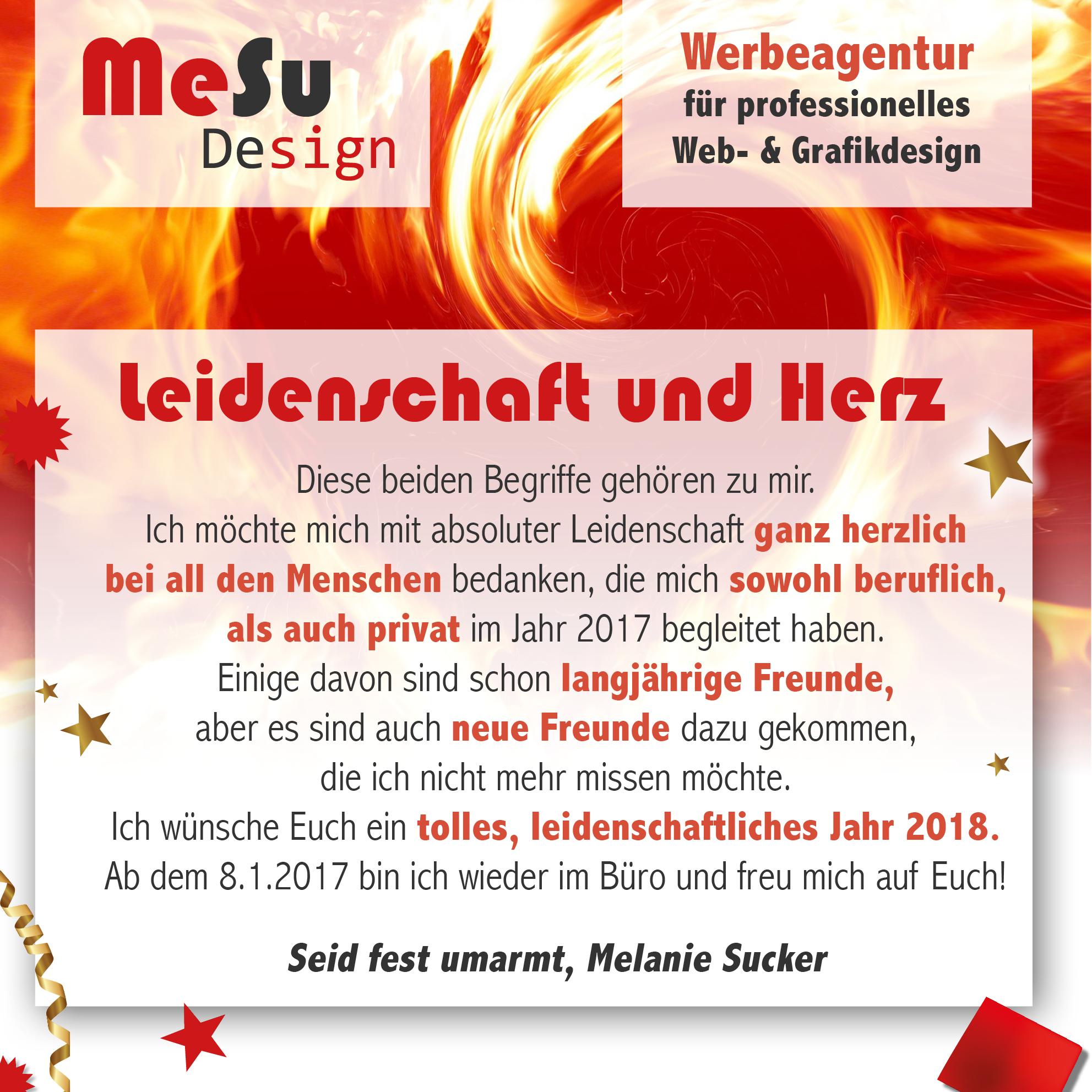 Weihnachten und die Zeit zwischen den Jahren | Werbeagentur für ...